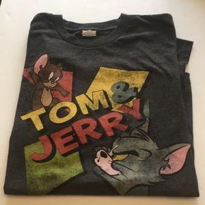 Vtg Tom & Jerry T-Shirt